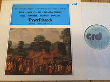 CRD 1050 16th Century English Harpsichord & Virginals Music / Pinnock