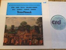CRD 1050 16th Century English Harpsichord & Virginals Music / Pinnock