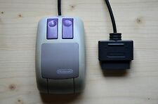 SNES-original Nintendo ratón para Mario Paint