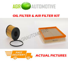 DIESEL SERVICE KIT OIL AIR FILTER FOR OPEL ASTRA 1.3 90 BHP 2006-10