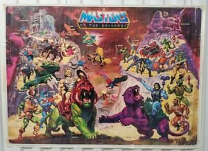 Vintage Original - 1984 Masters Of The Universe - He-Man Poster William George