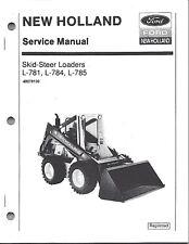 Skid Steer Loader Manuals & Books for New Holland | eBay