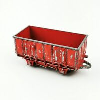 ~ Vintage ~ Dinky Toys ~ Goods Train ~ Carriage ~ Cart ~ Diecast ~ Red ~ 784 ~