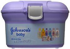 Johnsons bebé Baño Ducha Lavado Esenciales Conjunto de Regalo Champú Cuidado Piel Suave Suave