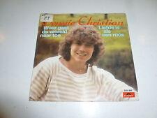 "DENNIE CHRISTIAN - Waar Gaat De Wereld - 1981 Dutch 2-track 7"" Juke Box Single"