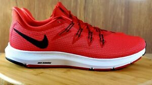 Nike Quest Running Shoes University Red/Black/Red Orbit  AA7403600 Men Size 11.5