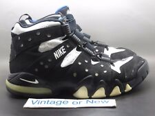 VTG Nike Air Max 2 CB '94 Black White Varsity Royal 2003 sz 11.5