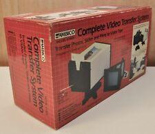 VIDEO TRANSFER AMBICO V-0655