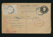 GERMANY OCCUPATION 1919-20 BRITISH ARMY RHINE COVERS CENSOR APO FPO etc USED