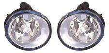 For Nissan Primastar 10/2006-2012 Front Fog Lights Lamps 1 Pair O/s & N/s