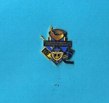 Atlanta Thrashers NHL Hockey Goalie Mask Logo Lapel Hat Pin