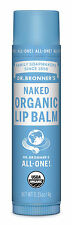 DR BRONNER`S MAGIC ORGANIC LIP BALMS - NOT TESTED ON ANIMALS