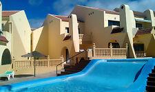 TENERIFE 2 bedroom villa - poolside, south facing, ground floor duplex