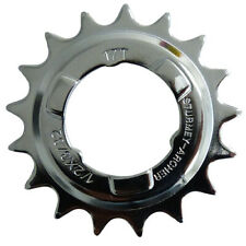 "SunRace Steck-Ritzel Cranked ( 1/2 × 3/32 "") 17/18/19 Teeth"