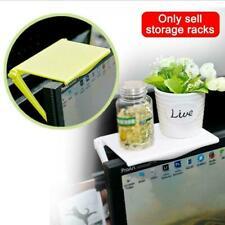 Multifunction Screen Top Storage Tray Adjustable TV Desktop Shelf New Stand N2X3