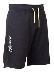 Fox Matrix Minimal Black Marl Joggers Shorts / Coarse Fishing Clothing
