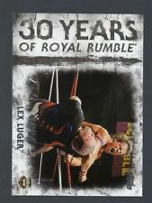 2018 Topps WWE Undisputed 30 Years of Royal Rumble #6  LEX LUGAR