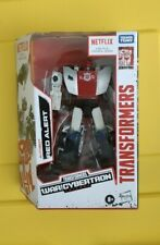 Transformers War for Cybertron: Red Alert and Wheeljack lot of 2
