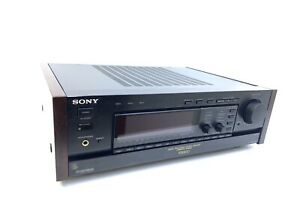 Sony TA-E1000ESD Digital Control Pre Amplifier Hi End Working Like New W/ Remote