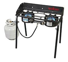 Camp Chef Stove Top Camping Propane Oven Heavy Duty Base Stand Grill Kit 2Burner