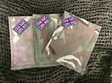 Genuine British Army Issue Blanking Patches Tabs Uniform Shirts Smocks MTP