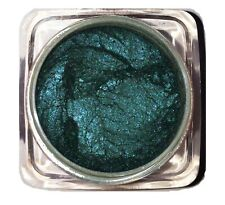 SINISTER GREEN Natural Loose Mineral Eye Pigment Shimmer Shadow Ultimo!