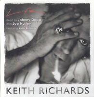 Life Keith Richards 20CD Audio Book Unabridged Rolling Stones Biography FASTPOST