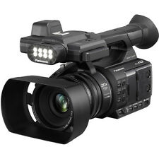 Panasonic AG-AC30 Full HD Camcorder PAL + Touch Panel LCD Viewscreen + LED Light