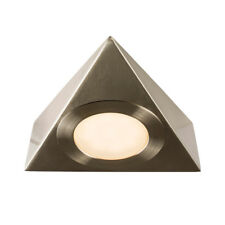 SAXBY NYX Triangle Satin Nickel LED Kitchen Under Cabinet Light Add On Accessory