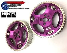 HKS Adjustable Vernier Slide Cam Timing Pulley Set- For R32 Skyline GTR RB26DETT