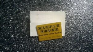waffle house associate of the period pin