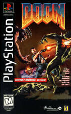 Doom PS1 Great Condition Fast Shipping