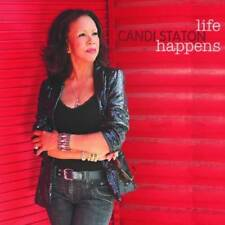 CANDI STATON Life Happens NEW & SEALED SOUL CD (BERACAH RECORDS) 2014  SOUTHERN