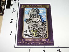 2012 Goodwin Champions NORTHERN ELEPHANT SEAL #AK-134 Animal Kingdom Patch HTF