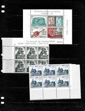 SPAIN : NICE 'VINTAGE' MINT NH COLLECTION DISPLAYED ON 4 SHEETS, SEE SCANS