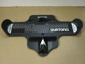 BURTON snowboard Promotional Brannock Measuring Device New Old Stock Collectible
