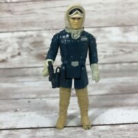 Vintage Star Wars Empire Strikes Back Han Solo Hoth 1980 Kenner Complete