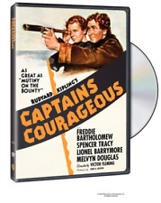 Captains Courageous 0012569676749 With Mickey Rooney DVD Region 1