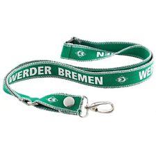 SV Werder Bremen Lanyard Schlüsselband Schlüsselanhänger Anhänger Logo grün