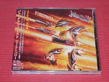2018 JAPAN CD JUDAS PRIEST Firepower STANDARD EDITION