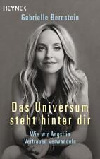 Das Universum steht hinter dir   Gabrielle Bernstein   2018   deutsch   NEU