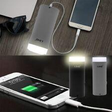 Batteria Esterna Power Bank 7000Mah Con Torcia Luce Led Smartphone Linq Lighthou