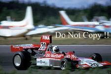 Richard Robarts Iso Williams Swedish Grand Prix 1974 Photograph