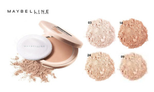 Maybelline Affinitone Perfecting + Protecting Pressed Powder - Choose Shade