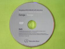 DVD NAVIGATION MERCEDES BENZ COMAND APS 2014 EUROPA CLS E SLK 14.0 GRÜN NTG1 211