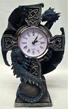 Nemesis Now Anne Stokes Sammlung Draco Uhr - Keltisch Kreuz & Drache Design
