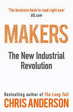 Makers: The New Industrial Revolution by Chris Anderson (Paperback, 2013)