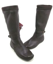 BASTIEN WOMEN'S POLINA BOOT, CHOCOLATE BROWN, US SIZE 8, MEDIUM, NEW W/O BOX