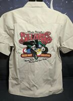 NWT DISNEY SHIRT MAIN STREET BILLIARDS OSWALD  ADULT-Large  – New With Tag