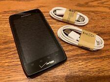Motorola Droid 4 XT894 - (Verizon) - 16GB Camera QWERTY Black Smartphone